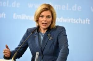 """Interview: Klöckner: """"Regierung wird Linkskurs der SPD nicht folgen"""""""