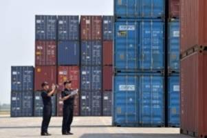 Weniger Exporte in die USA: Handelskrieg mit den USAbremst Chinas Ausfuhren