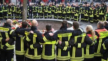 Augsburg: Tödliche Attacke auf Feuerwehrmann: Polizei meldet Festnahme zweier 17-Jähriger