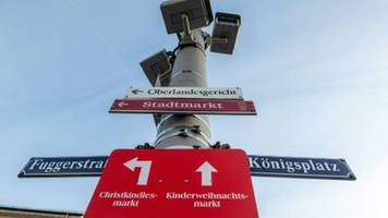 Hauptverdächtiger und mutmaßlicher Mittäter von Augsburg festgenommen