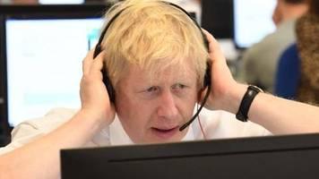 Neuwahl am 12. Dezember: Endspurt vor der Wahl: Boris Johnson kämpft «um jede Stimme»