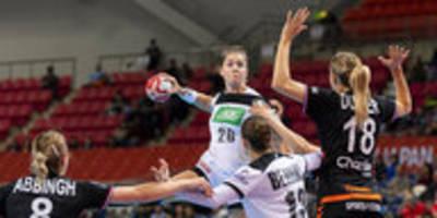 Handball-WM in Japan: Glänzende Aussichten