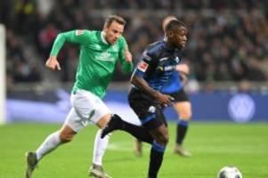 Fußball: Spätes 0:1 gegen den SC Paderborn: Bremer Krise hält an