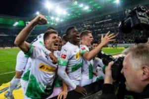 Nach Bayern-Coup Borussias: Gladbachs Titel-Zurückhaltung schwindet