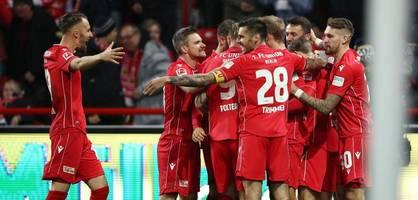 Union Berlin ist die größte Überraschung der Bundesliga