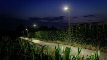 deutschlands innovativste mittelständler: smarte laternen leuchten nur, wenn man sie braucht