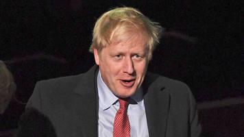 großbritannien: umfragen: johnson geht als favorit in britische parlamentswahl