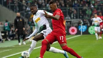 FC Bayern gibt nach Gladbach-Spiel leichte Entwarnung bei Boateng und Tolisso