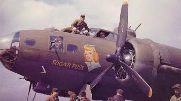 zweiter weltkrieg: wie sich das geheimnis um die fliegende festung lüftete