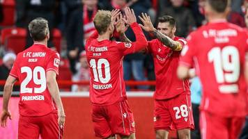 Bundesliga: Heimmacht Union: Die Köpenicker schlagen auch den 1. FC Köln
