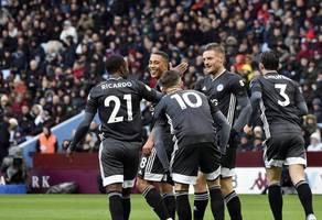 Achter Sieg in Folge! Vardy und Leicester nicht zu stoppen