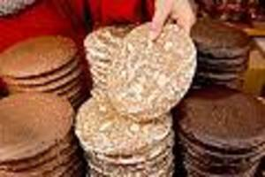 """Rund vier Millionen Euro Schaden bisher - """"Das haut voll rein"""": So leiden deutsche Lebkuchen-Bäcker unter den US-Strafzöllen"""