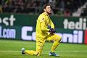 Werder fassungslos - Spätes 0:1 gegen den SC Paderborn: Bremer Krise hält an