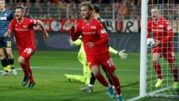 Bundesliga: Union Berlin lässt FC Köln keine Chance