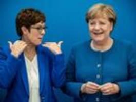 """Die Union macht der SPD-Führung """"kein Begrüßungsgeschenk"""""""