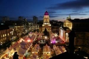 adventszeit: das sind die fünf besten weihnachtsmärkte in berlin-mitte