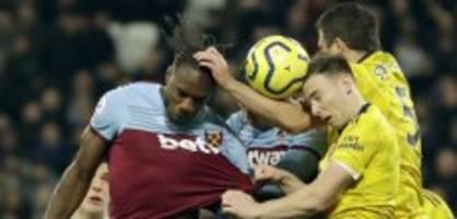 premier league: arsenal beendet negativserie