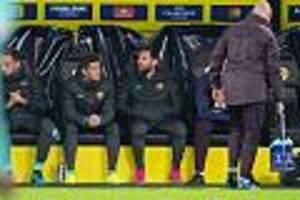 champions league - bitter für den bvb: barca verzichtet auf lionel messi