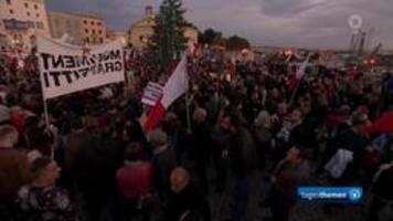 Tausende demonstrieren gegen Korruption in Malta