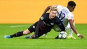 Champions League: Leipzig zieht als Gruppensieger ins Achtelfinale ein