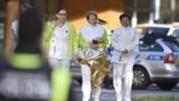 Tschechien: Offenbar psychisch kranker Täter erschießt sechs Menschen