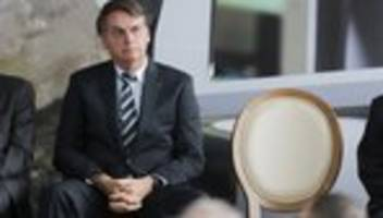 Jair Bolsonaro: Brasiliens Präsident bezeichnet Greta Thunberg als Göre