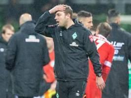 Bremen steckt im Abstiegskampf: Warum Werder weiter in die Krise taumelt