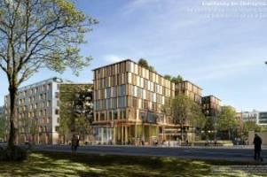 architektur: umweltministerium bekommt einen neubau in mitte