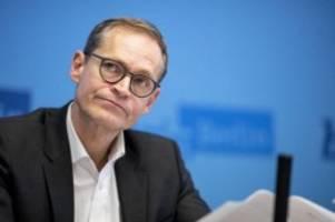 Senat: Berlin erklärt als erstes Bundesland die Klimanotlage