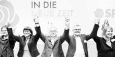Mindestlohn-Forderung der SPD: Zurück in die Zukunft