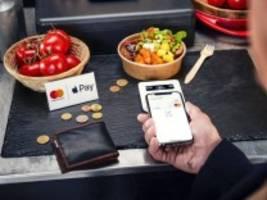 mobiles bezahlen: sparkassen starten mit apple pay