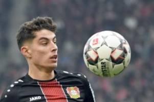 Champions League: Bayer setzt für Wunder auf 100-Millionen-Mann Havertz