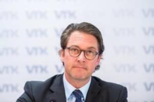 Luftverkehr: Test in Hamburg: Scheuer will Flughäfen vor Drohnen schützen