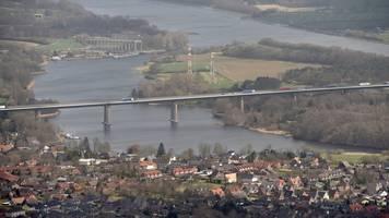 Neue Blitzer an der Rader Hochbrücke ab Donnerstag scharf