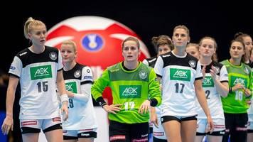 Weltmeisterschaft in Japan: So kommen Deutschlands Handballerinnen ins WM-Halbfinale