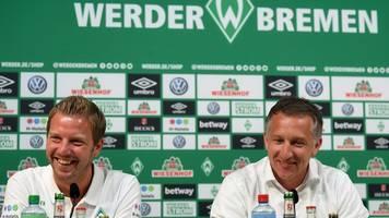 Werder-Sportchef: Kohfeldt möchte etwas mit aufbauen