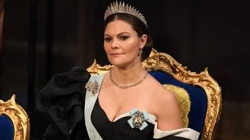 Nobelpreis 2019: Victoria von Schweden zieht Blicke auf sich
