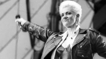 roxette-sängerin marie fredriksson: wegbereiterin einer ganzen pop-generation