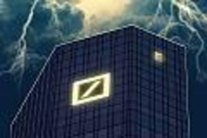 gastbeitrag von gabor steingart - höflich, aber hart: sewing führt deutsche bank mit dem skalpell aus der bankenhölle