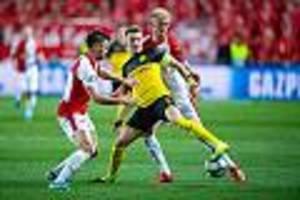 Champions League - Borussia Dortmund - Slavia Prag im Live-Ticker: BVB braucht Schützenhilfe