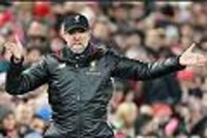Champions League - RB Salzburg - FC Liverpool im Live-Ticker: Klopp droht Vorrunden-Aus