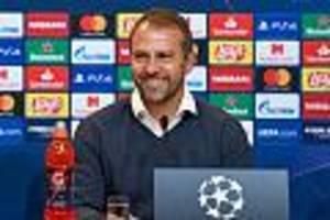Mit Flick und Müller - FC Bayern: Die Pressekonferenz vor dem Tottenham-Spiel im Liveticker