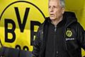 Vor Schicksalsspiel - Schlüsselspieler Witsel fällt aus: Wird Mut-Favre beim BVB wieder zum Angst-Favre?