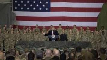 US-Bericht zum Afghanistan-Krieg: Wer will sagen: Es war umsonst?