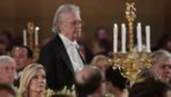 stockholm: peter handke mit literaturnobelpreis 2019 ausgezeichnet