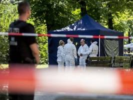 mord im kleinen tiergarten: killer hatte wohl unterstützer in berlin