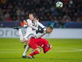 ronaldo besiegelt bayers cl-aus: leverkusen steigt in die europa league ab
