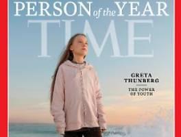 time magazin ehrt 16-jährige: greta thunberg ist person des jahres