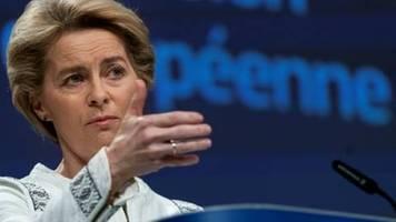 eu-kommission stellt erste punkte von umfassendem klimaschutzgesetz vor