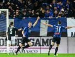 Atalanta Bergamo will erstmals ins Achtelfinale